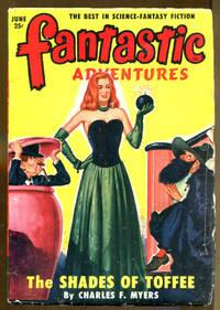 Fantastic Adventures: June, 1950