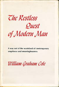 THE RESTLESS QUEST OF MODERN MAN.