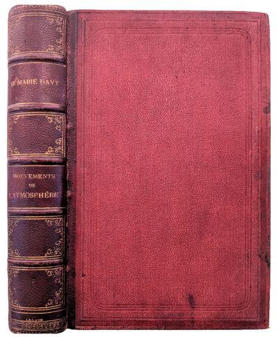 Paris:: Libraire de l'Academie de Medecine, 1877., 1877. Tall 8vo. , iv, 523, pp. 24 plates, 88 figs...