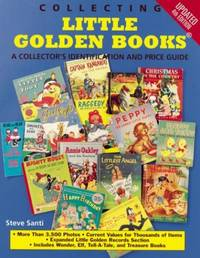 """image of Collecting """"Little Golden Books"""": A Collector's Identification and Price Guide"""