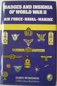 Badges and Insignia of World War 11 Airforce-Naval-Marine.