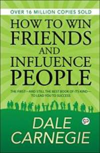 image of How to Win Friends and Influence People (Deluxe Hardbound Edition)
