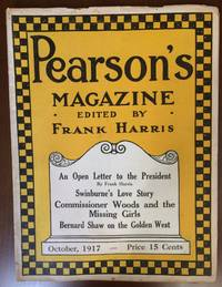 Pearson's Magazine, October 1917 (Vol. 38, No. 4) : Contribution by, and Psycho chrom of Aleister...