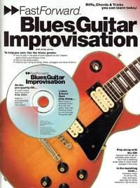 image of Blues Guitar Improvisation (Including CD)