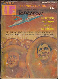 If: Worlds of Science Fiction, January 1968 (Volume 18, Number 1, Issue 122 )