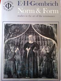 image of Norm and Form: Studies in the Art of the Renaissance