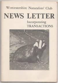 News Letter incorporating Transactions. Vol.3 No.11 November 1979