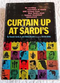 image of CURTAIN UP AT SARDI'S