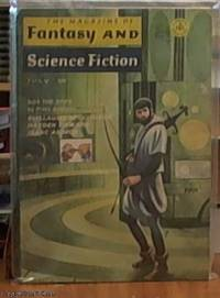 image of Fantasy and Science Fiction; Volume 35 Number 1, July 1968