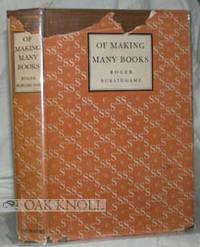 New Tork: Charles Scribner's Sons, 1946. cloth, dust jacket. Scribner. 8vo. cloth, dust jacket. xv, ...