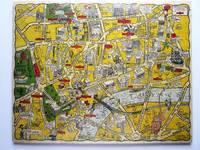 New Jig-Saw Puzzle: Pictorial Map of London.