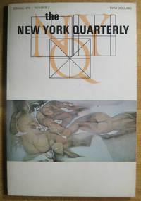 New York Quarterly: Spring 1970; Number 2