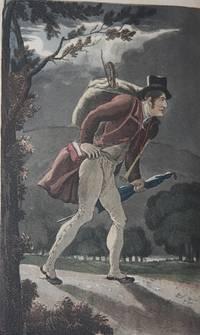 London: R. Ackermann, 1822. First Edition. Cloth. Quarter Morocco slipcase, cloth chemise.. Fine. Ro...