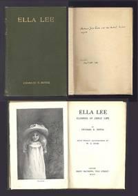 ELLA LEE; Glimpses Of Child Life. Inscribed