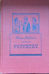 image of Remo Bufano's Book Of Puppetry