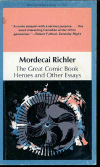 The Great Comic Book Heroes and Other Essays