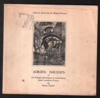 image of Adrien Dauzats et Les Voyages pittoresques et romantiques dans l'ancienne France du Baron Taylor