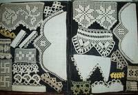 Crochet sample notebook