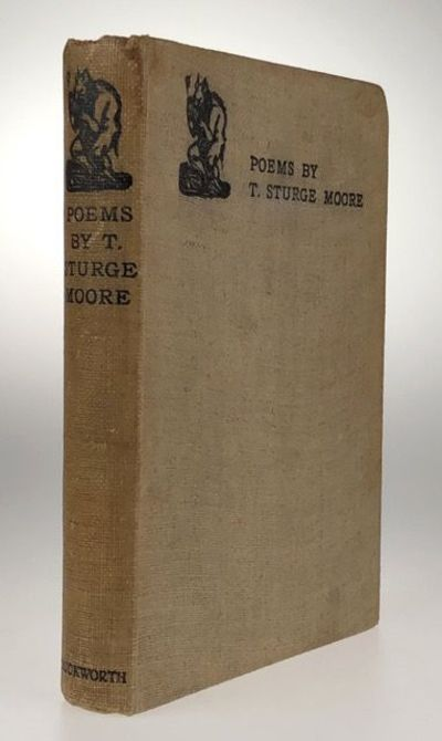 London: Duckworth and Co, 1903. First edition. First edition. Original beige polished buckram with c...