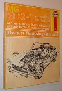 M. G. Midget and Austin Healey Sprite Mk.I, II, III and IV (Haynes owners workshop manuals) by  Ian Coomber - Hardcover - from World of Books Ltd (SKU: GOR002750517)
