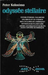 Odyssée Stellaire Traduit de l'italien par Simone de Vergennes
