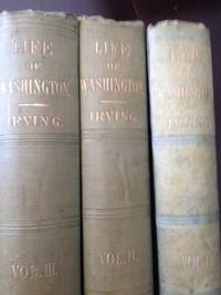 Life of Washington [3 volumes]