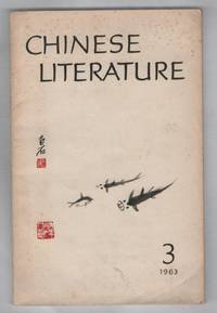 Chinese Literature Monthly Mo. 3, 1963