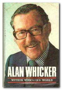 Within Whicker's World  An Autobiography