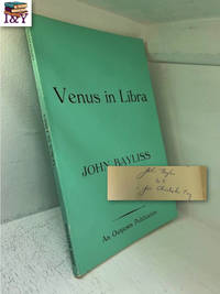 Venus in Libra (SIGNED)