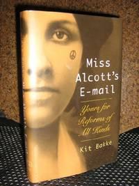 Miss Alcott's E-mail