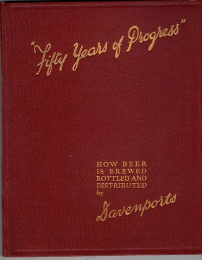 Birmingham: Davenports of Bath Row , 1935. First Edition. Hardcover. Very good. 56pp.,in red publish...