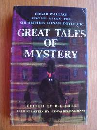 Great Tales of Mystery by  Leslie Charteris  Edgar Wallace - First edition first printing - 1960 - from Scene of the Crime Books, IOBA (SKU: biblio15240)