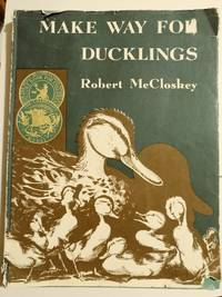 Make Way For Ducklings by  Robert McCloskey - First Edition - 1941 - from BookRanger and Biblio.com