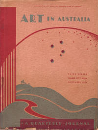 image of Art in Australia. A Quarterly Magazine. Third Series Number 57