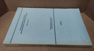 Ann Arbor: Karoma Publishers, 1979. First thus. Softcover. Octavo; good+/wraps; tan spine with black...