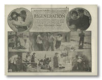 [Theatrical Promotional Herald for Silent Film:] REGENERATION