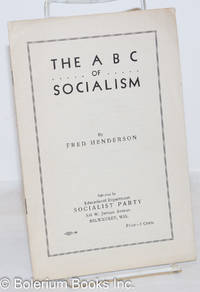 image of The ABC of socialism