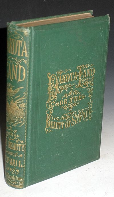 New York: Hankins & Son, 1868. First Edition. Small Octavo. Title continues