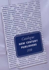 image of New Century Publishers, Catalogue 1950