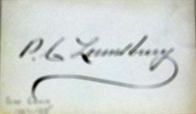 no place: No publisher, 1895. Book. Near fine condition. No Binding. Signed by Author(s). First Edit...