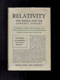 RELATIVITY. The Special And The General Theory