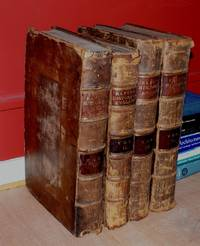 The History of England, (2 vols), with the Continuation from the Revolution to the Accession of King George II, Summary and Lists, (2 vols) by  N. Tindal Mr. Rapin de Thoyras - First Edition - 1732 - from Bailgate Books Ltd (SKU: 42015121229)