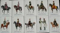 POLISH NAPOLEONIC UNIFORMS 1797-1815. Complete set of 90 new postcards by  Ryszard Morawski - Paperback - new postrards  - 2010 - from Mikhail Barkovskiy and Biblio.com