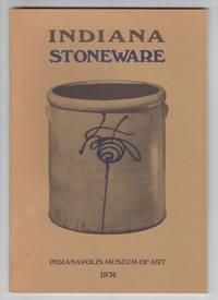 Indiana Stoneware (Exhibition Catalog)  April 17-May 26, 1974