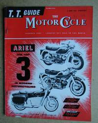 image of The Motor Cycle. 8 June, 1961.