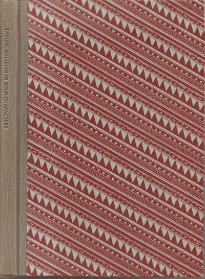 New Mexico: Press of the Palace of the Governors. Fine with no dust jacket. 1990. Limited Edition. H...