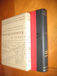 image of Stories By Katherine Mansfield