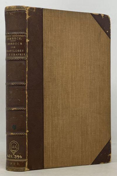 Stuttgart: Verlag von Ferdinan Enke, 1913. Period brown half-leather binding with tan cloth boards. ...