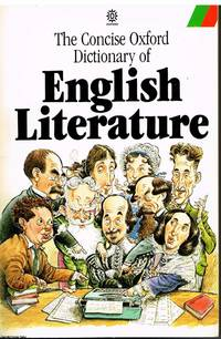 image of The Concise Oxford Dictionary of English Literature