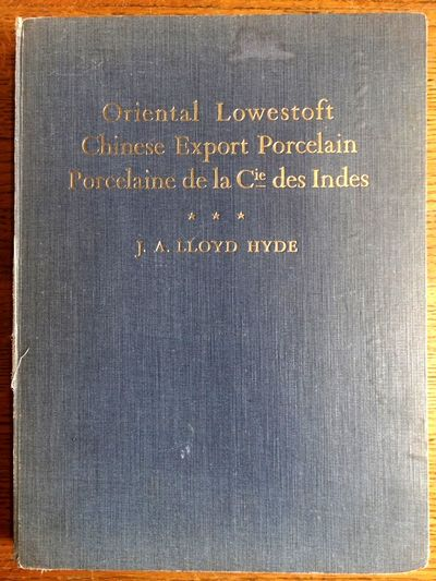 Newport, Monmouthshire: The Ceramic Book Company, 1954. Second, limited to 1500 copies. Hardbound. V...
